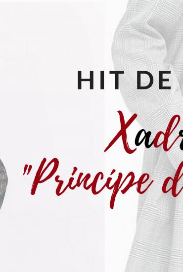 """XADREZ """"PRÍNCIPE DE GALES"""" HIT DE 2018"""