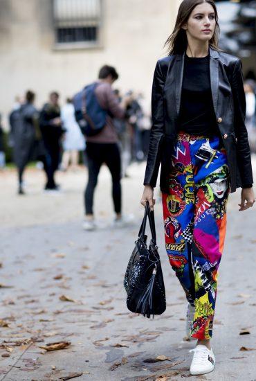15 Looks incríveis com calças estampadas
