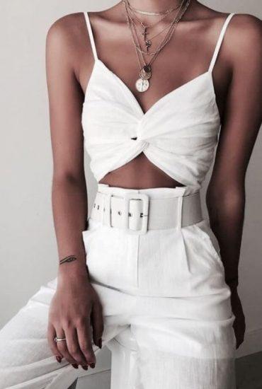 Dicas de looks 'all white' para o Reveillon
