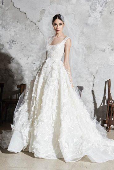 As 5 tendências de vestido de casamento 2020